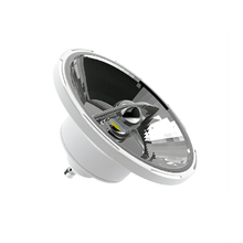 Lâmpada LED Dimerizável AR111 Luz Amarela 12W Luminatti 127V (110V)