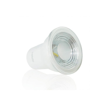 Lâmpada LED Dimerizável Mini Dicróica Luz Amarela 4W Luminatti 220V
