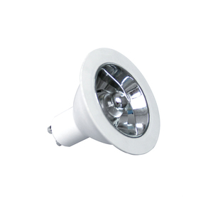 Lâmpada LED Dimerizável AR70 Luz Amarela 7W Luminatti 127V (110V)