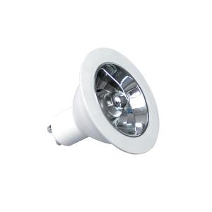 Lâmpada LED Dimerizável AR70 Luz Amarela 7W Luminatti 220V