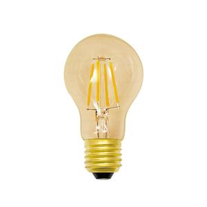 Lâmpada LED Dimerizável Bulbo Luz Âmbar 6W Luminatti 220V