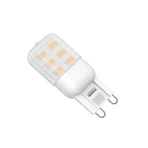 Lâmpada LED Cápsula Luz Amarela 2W Luminatti Bivolt