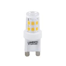 Lâmpada LED Cápsula Luz Amarela 3W Luminatti 127V (110V)