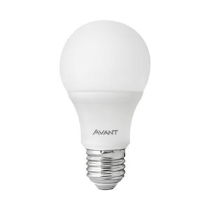 Lâmpada LED Bulbo Luz Amarela 9W Avant Bivolt