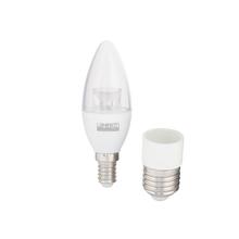 Lâmpada LED Vela Luz Branca 6W Luminatti Bivolt
