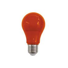 Lâmpada LED Bulbo Luz Vermelha 10W Luminatti Bivolt