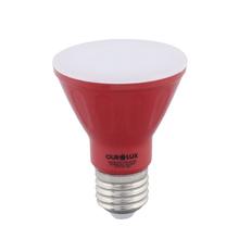 Lâmpada LED PAR20 Luz Vermelha 6W Ourolux Bivolt