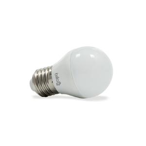 Lâmpada LED Mini Globo Luz Amarela 3W Brilia