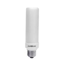 Lâmpada LED Ourolux Compacta 9W Luz Amarela Bivolt