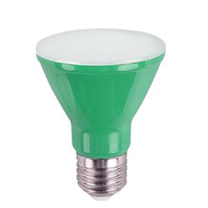 Lâmpada LED Ourolux PAR20 6W Verde Bivolt