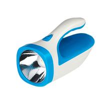 Lanterna de Mão 146Lumens LED c/ Luminária Azul com Branco NSBAO