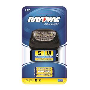 Lanterna de Mão 5Leds Rayovac