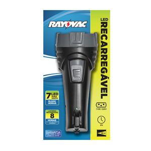Lanterna de Mão 7Leds Rayovac