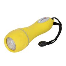 Lanterna de Mão  Amarelo Lexman