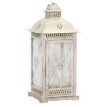 Lanterna Decorativa Sleep Branca 50cm