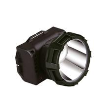 Lanterna para Cabeça 50Lumens LED Verde Escuro com Preto NSBAO