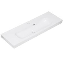 Lavatório Remix 10x106x35cm Branco Sensea