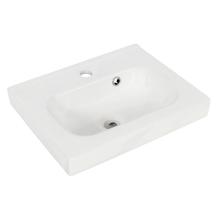 Lavatório Remix 14x46x48cm Branco Sensea