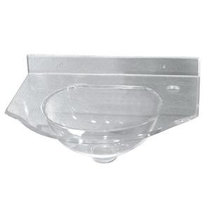 Lavatório Suspenso 806 100% Acrílico Cristal Formacril