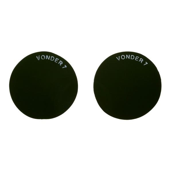 Lente Redonda Vidro 07 Verde 5 cm para Máscara Escudo Solda com 2 Unidades bc73f979af