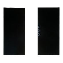 Lente Retangular Vidro Tonalidade 14 Verde 10,8 cm 5,10 cm para Máscara Escudo Solda com 2 Unidades