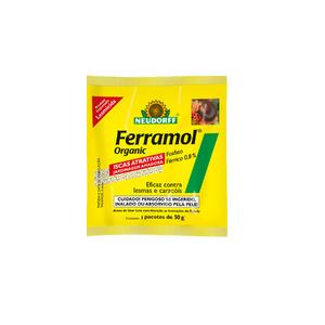 Lesmicida Ferramol 50g Neudorff