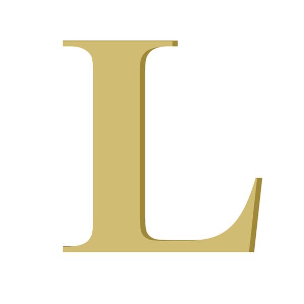 Letra l 20cm mdf home wood leroy merlin - Letras adhesivas leroy merlin ...