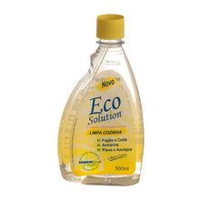 Limpa Cozinha Refil Eco solution 500ML Limpeza Verde