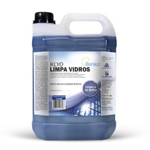 Limpa Vidros Profissional 5L Klyo