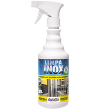 Limpador de Inox 500ml Duratto