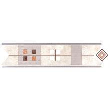 Listelo Flecha Cerâmica GLD2189 8,5x33 cm Gabriella