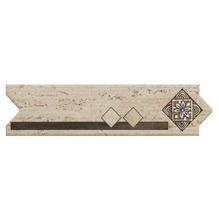 Listelo Flecha Cerâmica HDL2488 8,5x33 cm Gabriella