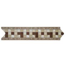 Listelo Flecha Cerâmica IN23021 7x33 cm Gabriella