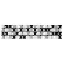 Listelo Retangular Cerâmica GLR1087 8,5x35 cm Gabriella