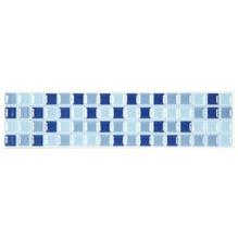 Listelo Retangular Cerâmica GLR1088 8,5x35 cm Gabriella