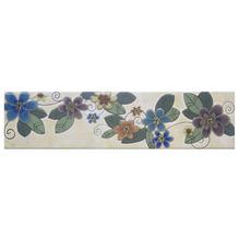 Listelo Retangular Cerâmica HDLR1164 8,5x35 cm Gabriella