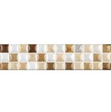 Listelo Retangular Cerâmica HDLR 11003 35x8,5cm Gabriela
