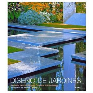 Livro Desenho de Jardins (Diseño de Jardines)