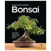 Livro Guia Como Cultivar Bonsai