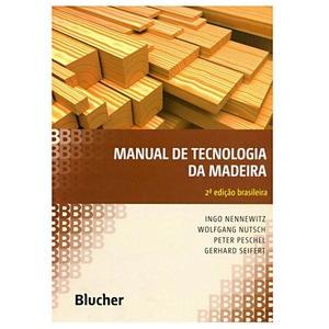 Livro Manual de Tecnologia da Madeira