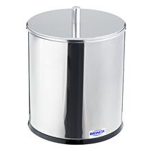 Lixeira de Banheiro Chão 5,4L Inox Prata 3030/218 Brinox