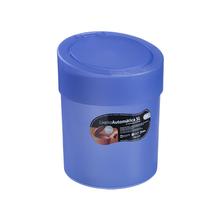 Lixeira de Banheiro Chão 5L Automática Plástico Azul 10908/0461 Coza