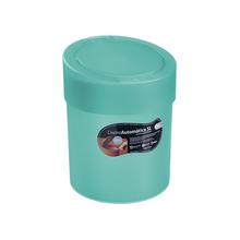 Lixeira de Banheiro Chão 5L Automática Plástico Verde 10908/0129 Coza