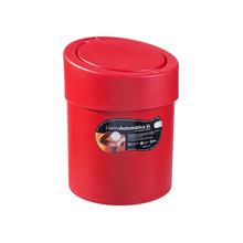 Lixeira de Banheiro Chão 5L Automática Plástico Vermelha 10908/0053 Coza