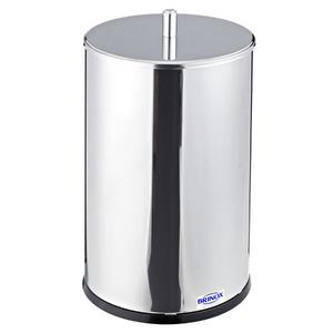 Lixeira de Banheiro Chão 7,8L Metal Prata 3030/203 Brinox