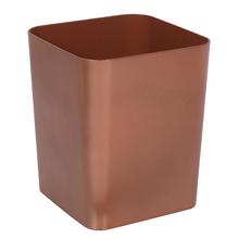 Lixeira de Banheiro Plástico 12L Casilla Rose Interdesign