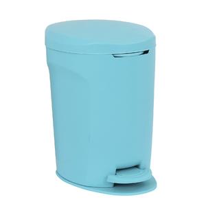 Lixeira Multiuso Azul 12L Pedal Delinia