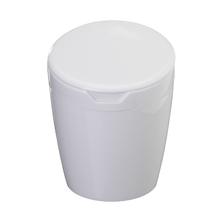 Lixeira para Pia de Cozinha Branco 2,7L Astra