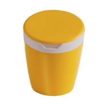 Lixeira para Pia de Cozinha Maracujá 2,7L Astra