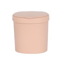 Lixeira para Pia de Cozinha Plástico 2,5L Rosa Comfort Zone